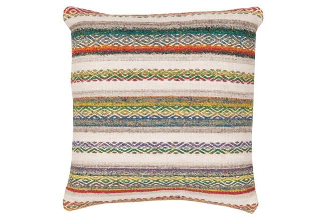 Accent Pillow-Nala Light Natural 22X22 - 360