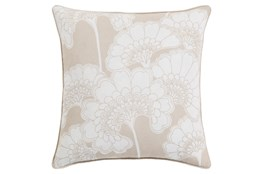Accent Pillow-Kyoto Beige 20X20