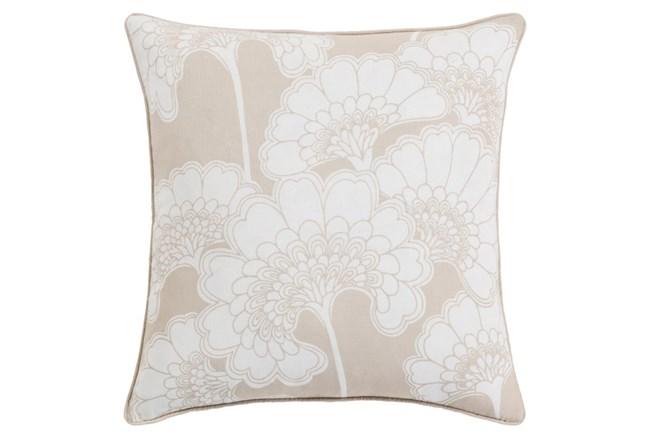 Accent Pillow-Kyoto Beige 20X20 - 360