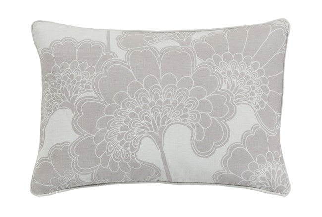 Accent Pillow-Kyoto Taupe 13X20 - 360