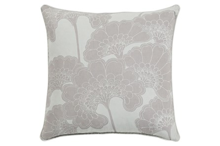 Accent Pillow-Kyoto Taupe 20X20 - Main