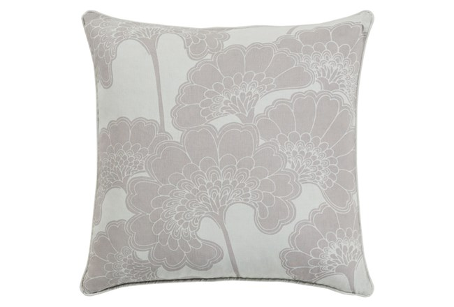 Accent Pillow-Kyoto Taupe 20X20 - 360