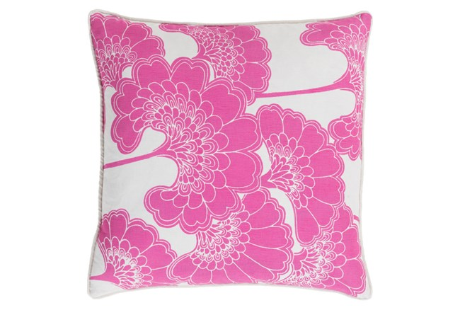 Accent Pillow-Kyoto Pink 20X20 - 360