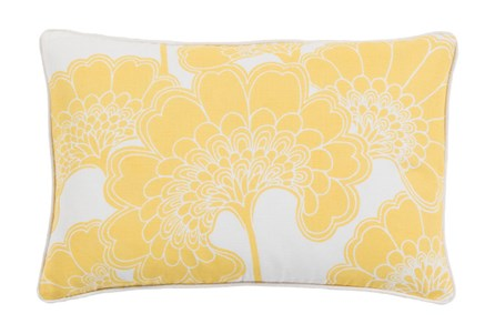 Accent Pillow-Kyoto Lemon 13X20