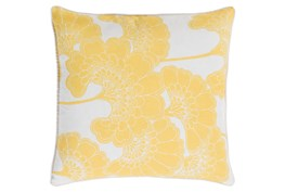 Accent Pillow-Kyoto Lemon 20X20