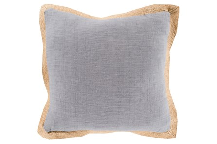 Accent Pillow-Foster Grey/Mocha 20X20 - Main