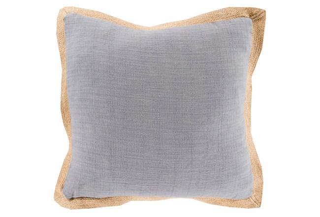 Accent Pillow-Foster Grey/Mocha 22X22 - 360