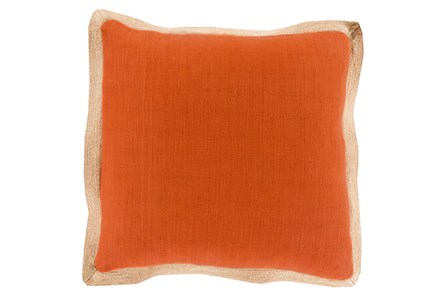 Accent Pillow-Foster Rust/Mocha 20X20