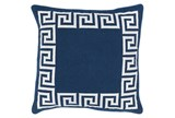 Accent Pillow-Maya Navy 20X20 - Signature