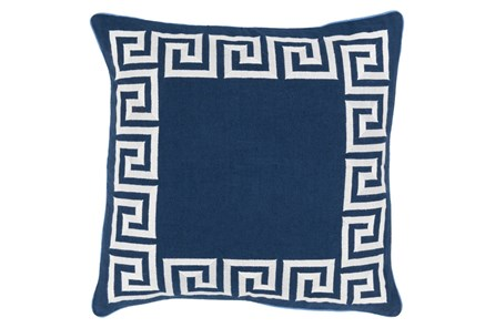 Accent Pillow-Maya Navy 20X20 - Main