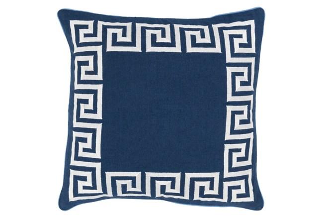 Accent Pillow-Maya Navy 20X20 - 360
