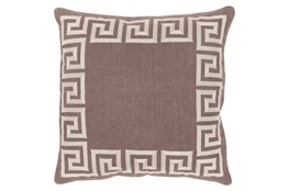 Accent Pillow-Maya Khaki 18X18
