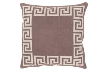 Accent Pillow-Maya Khaki 18X18