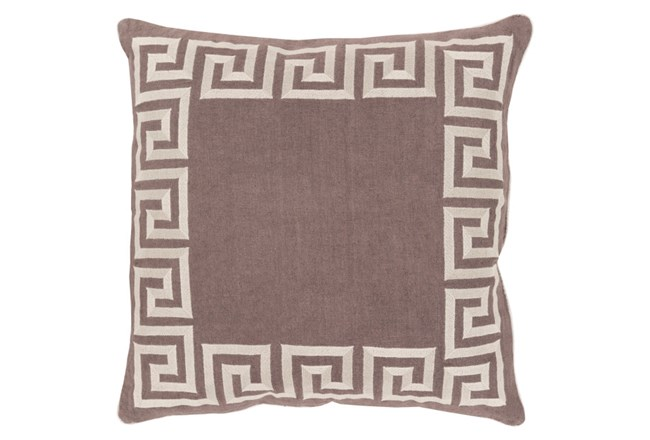 Accent Pillow-Maya Khaki 18X18 - 360