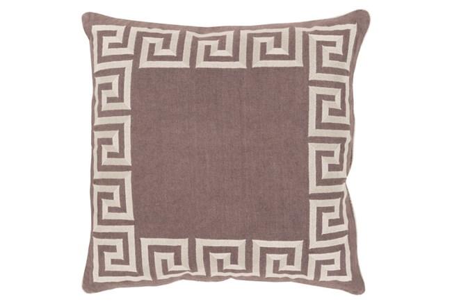 Accent Pillow-Maya Khaki 20X20 - 360