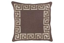 Accent Pillow-Maya Tan 20X20