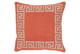 Accent Pillow-Maya Rust 18X18