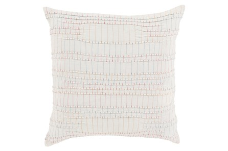 Accent Pillow-Kelly Ivory 20X20 - Main