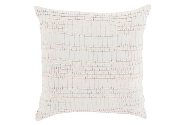 Accent Pillow-Kelly Ivory 20X20 - 360