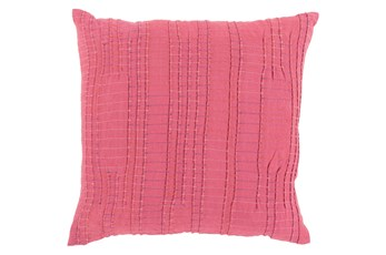Accent Pillow-Kelly Pink 18X18