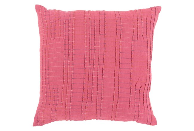 Accent Pillow-Kelly Pink 18X18 - 360
