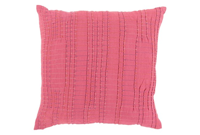 Accent Pillow-Kelly Pink 20X20 - 360