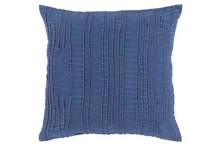 Accent Pillow-Kelly Blue 20X20 - Main