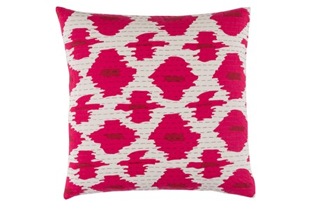 Accent Pillow-Dolly Magenta 18X18
