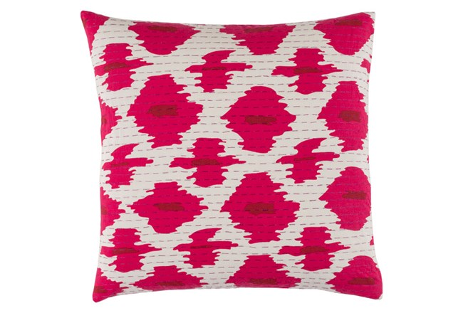 Accent Pillow-Dolly Magenta 18X18 - 360