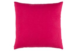 Accent Pillow-Dolly Magenta  22X22