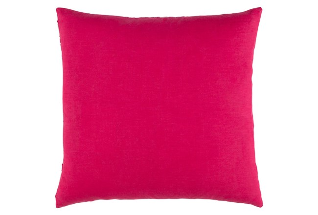 Accent Pillow-Dolly Magenta  22X22 - 360