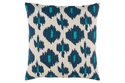Accent Pillow- Dolly Navy 18X18