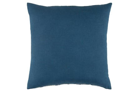 Accent Pillow-Dolly Navy 22X22 - Main