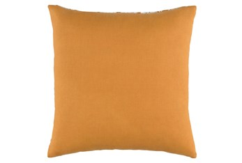 Accent Pillow-Dolly Orange 22X22