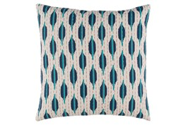 Accent Pillow-Dolly Petite Teal 18X18