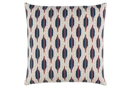 Accent Pillow-Dolly Petite Burgundy 18X18