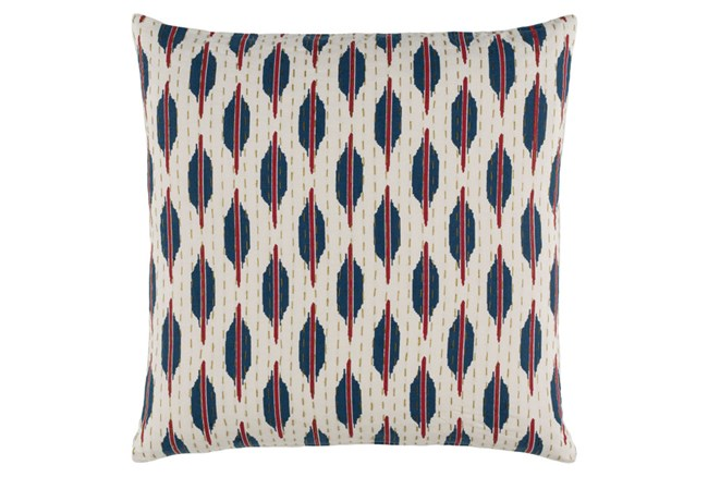 Accent Pillow-Dolly Petite Burgundy 18X18 - 360