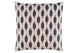 Accent Pillow-Dolly Petite Burgundy 20X20 - Signature