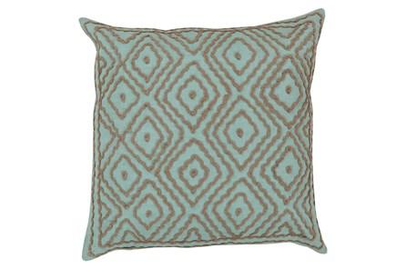Accent Pillow-Patin Mint 18X18