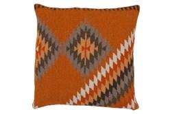 Accent Pillow-Azteca Orange Multi 20X20