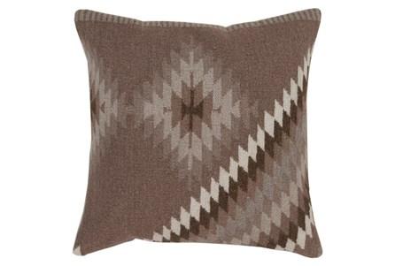 Accent Pillow-Azteca Taupe Multi 20X20