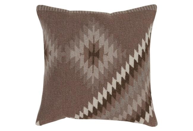 Accent Pillow-Azteca Taupe Multi 22X22 - 360