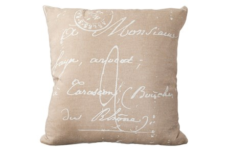 Accent Pillow-Suri Cream 18X18 - Main