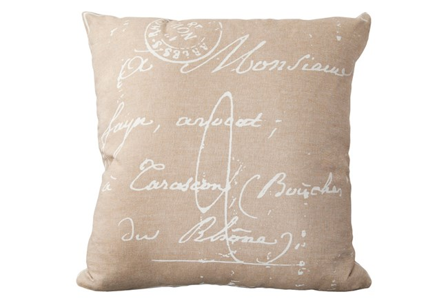 Accent Pillow-Suri Cream 22X22 - 360