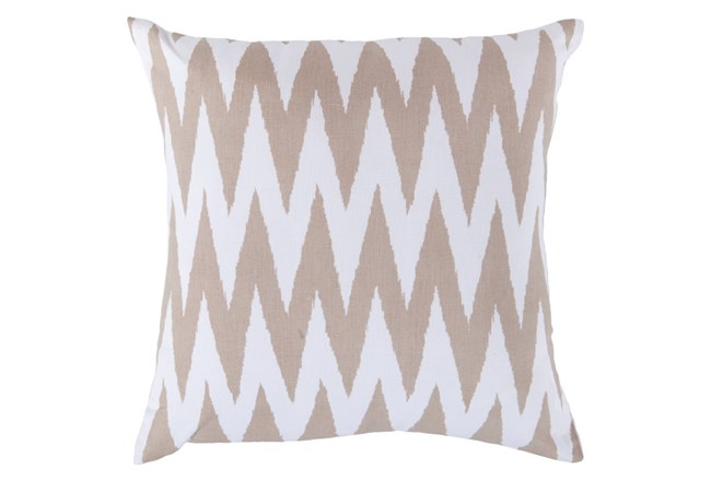Accent Pillow-Brittany Ivory 18X18 - 360