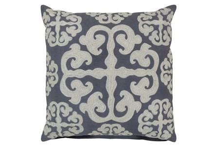 Accent Pillow-Lorena Grey 22X22