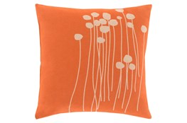 Accent Pillow-Dandelion Orange 20X20
