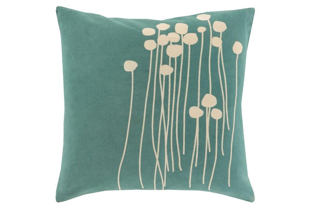 Accent Pillow-Dandelion Seafoam 18X18