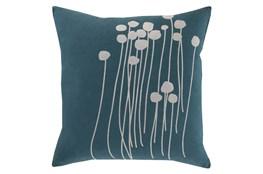 Accent Pillow-Dandelion Teal 18X18