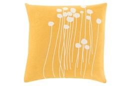 Accent Pillow-Dandelion Gold 20X20